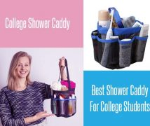 College Shower Caddy