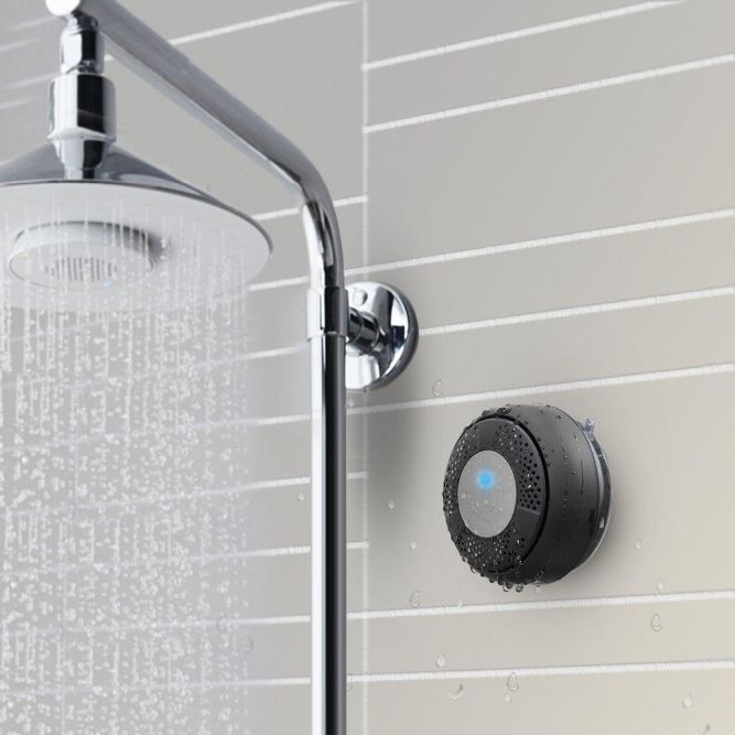 Bluetooth Shower Speaker Sound Quality