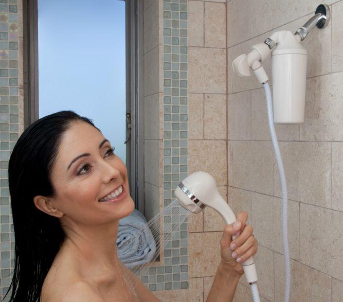 Shower Filter for Hair Loss