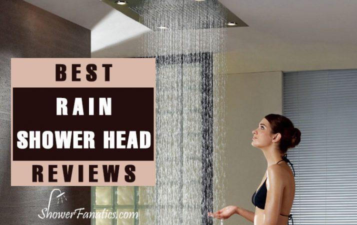 Best Rain Shower Heads